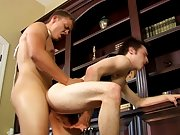 Gay guys fucking in  at My Gay Boss