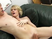 They fuck on the couches, Preston plowing Keith Conner's tight hole til he screams in pleasure twink male free photos