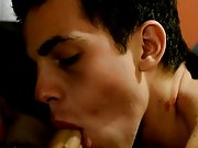 Cum soaked pussy eating and xxx pictures fucking boys - Gay Twinks Vampires Saga!