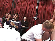 Doctor and college boy sex photo shoot and bare foot twinks at Sausage Party
