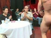 Gay blow job groups and hot gay guy group sex at Sausage Party