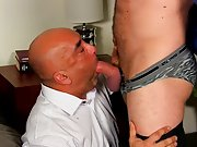 Fucking naked with erect penis and cute penis boy pic at My Gay Boss