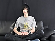 Long dark hair,skin taut jeans with a matching skinny body male masturbation mpegs at Homo EMO!