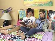 When an innocent conversation turns into a nasty verbal fight a passionate tension arises between them russian gay twinks