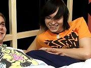 Gay movies man meets young uncut boy and gay twinks emo video at Boy Crush!