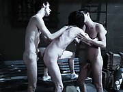 Anal group orgy gay and group sex among men - Gay Twinks Vampires Saga!