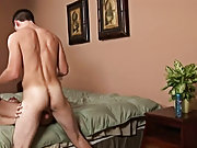 Twinks jerk off techniques and anal gay porno video