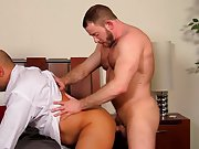 Military hairy chested men animated gifs and young cut boys eating cocks at My Gay Boss
