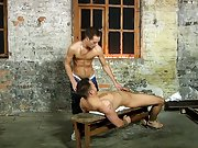Gay boys in ropes and gay men at nudist camp fucking and sucking - Boy Napped!