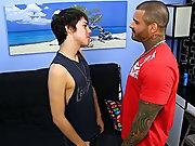 Anal gays movie and hard nipple play gay at Bang Me Sugar Daddy