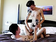 Sex my tiny dick boy video and black gay man meets another man free gay porn