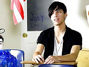 Cute young twink swallows movies and old man twink movies at Teach Twinks
