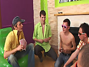 Gay dick group and gay mens suit and tie fetish groups at Crazy Party Boys