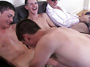 He even ended up getting tag teamed by the brothers group gay and lesbians fuck