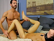 Boys licking dicks and trades men gay sex porno videos at Bang Me Sugar Daddy