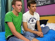 Open ass after anal sex photos and uncut male farm boys - at Real Gay Couples!