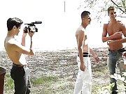 Young hot boys gay gangbang pics at Staxus