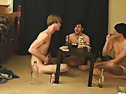 """"""" This is a long episode for you voyeur types who like the idea of watching those boys receive naked, drink, talk and play filthy games twink gay"""