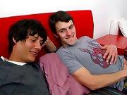 Twinks long cocks and gay hung uncut boys - Jizz Addiction!