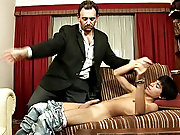 When it happened, it left the daddy's mouth hot, wet, and full of sticky motivation straight guys first time ga