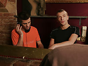 Rookie guys Kiko and Dominik are a couple of struggling DJ's who are nearly to turn more than just tables gay redhead hunk
