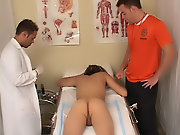 Mobile to the end of the bed, the doctor had me lift my feet steep in the atmosphere and coach took a hold of them male to male penis ana