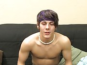 Check out Lexx Jammer's hot jack off solo first time sex with a gay man at Boy Crush!