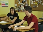Watch these two hot teen studs spin into twinks in the blink of an examination male first sex experienc at Teach Twinks