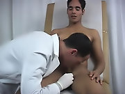 I grabbed onto the back of the chair and Dr. James was able to get me off camera focus set gay boy