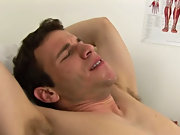 In an amazing explosion, I layered Dr. James' face with my warm load gay blowjob gallerie