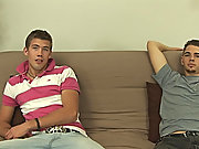 Shawn was exceedingly unperturbed giving Braden some pointers and tips about filming his first oral scene big dark gay cock