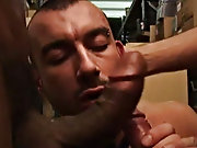 Lui's hairy legs are spread apart and his butt is properly used, stuffed comprehensive of pounding meat; Thierry is a rampant fucker who we'
