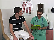I checked Kevin's vital signs at first and did a quick general exam naked gays fetish